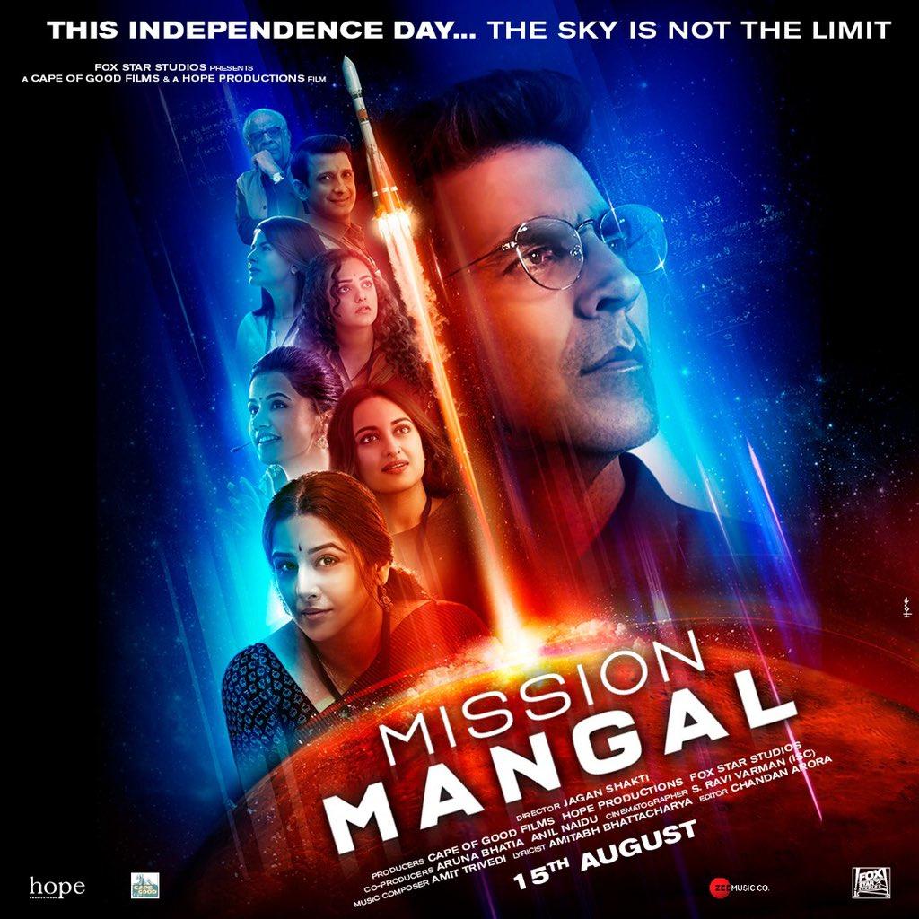 Film Akshay Mission Mangal Mendukung Emansipasi Wanita