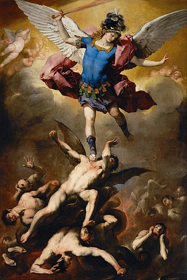 Happy America\s Birthday  -Prince of Heavenly Host, Archangel, Saint Michael.