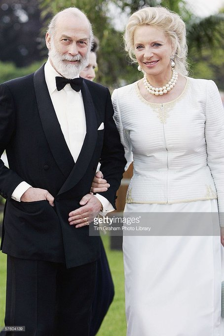 Happy Birthday to Prince Michael of Kent! I wish him a lot of health and happiness