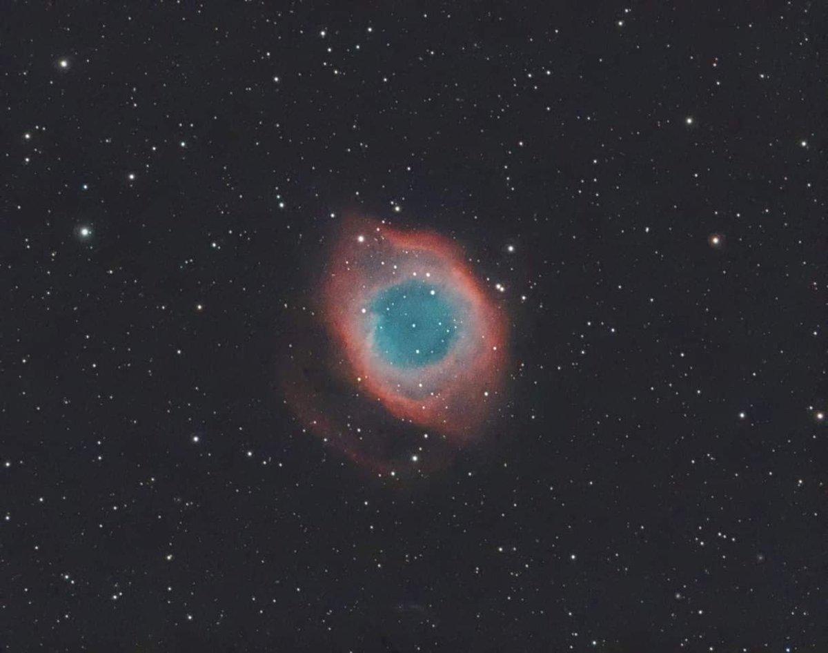 helix nebula ngc 7293 - HD1200×946