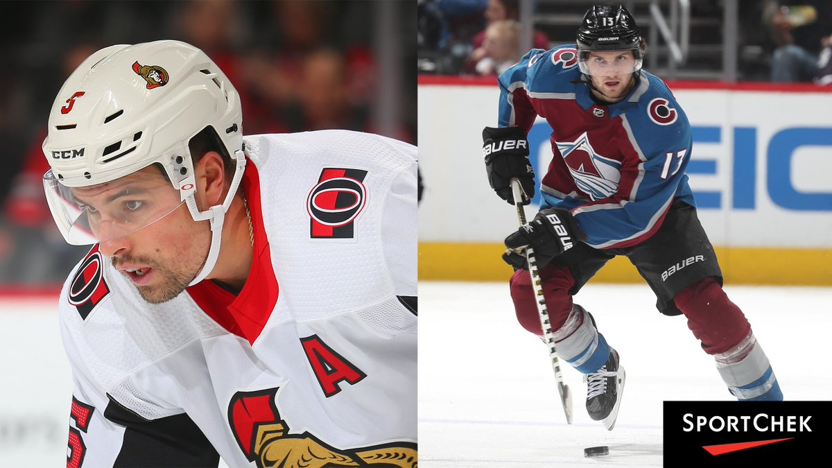 bc3edb182a5a24 SportChek Player Alert: The @MapleLeafs have signed defenceman Cody Ceci to  a one-year extension and forward Alexander Kerfoot to a four-year extension.