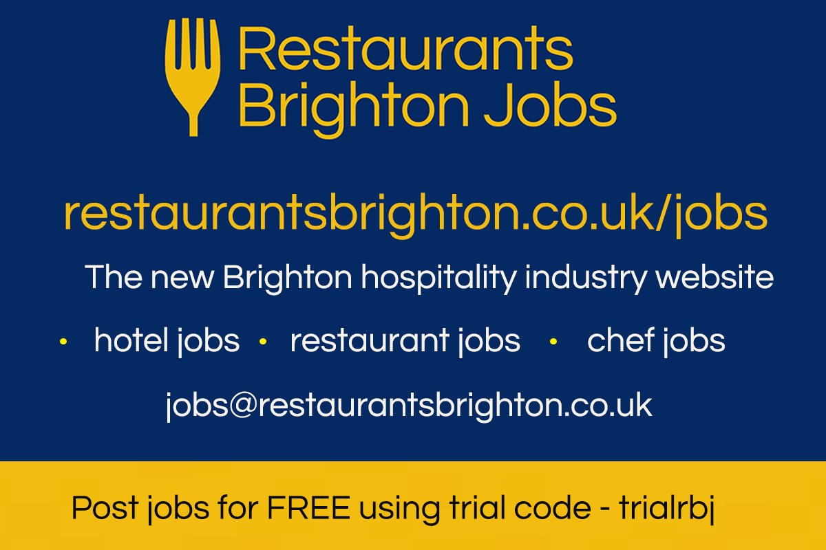 Chefjobsbrighton Hashtag On Twitter