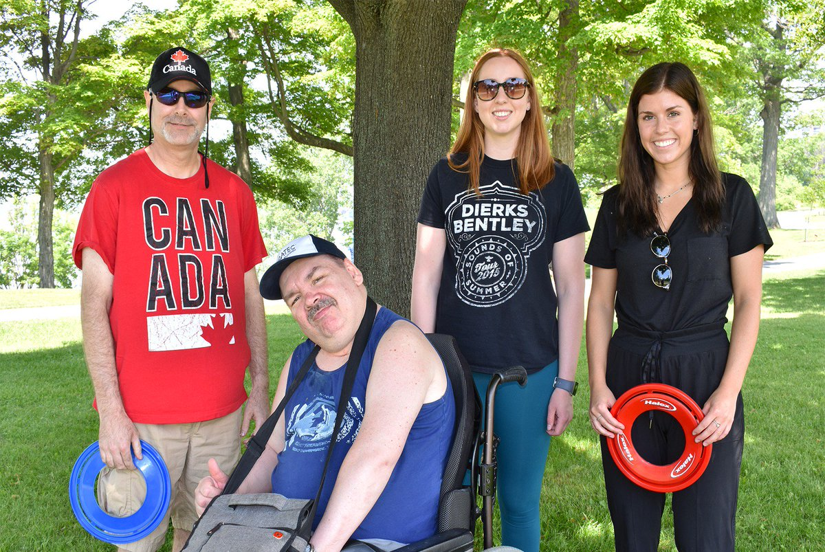 test Twitter Media - Friends, food & lots of sunshine! It was the perfect day for the CBIS Annual Picnic at Lake Ontario Park. Clients, families and staff from #Belleville, #Brockville & #Kingston came together to play games, sing karaoke & chow down! #braininjuryawareness #morethanhealthcare #ygk https://t.co/iUChGDewFL
