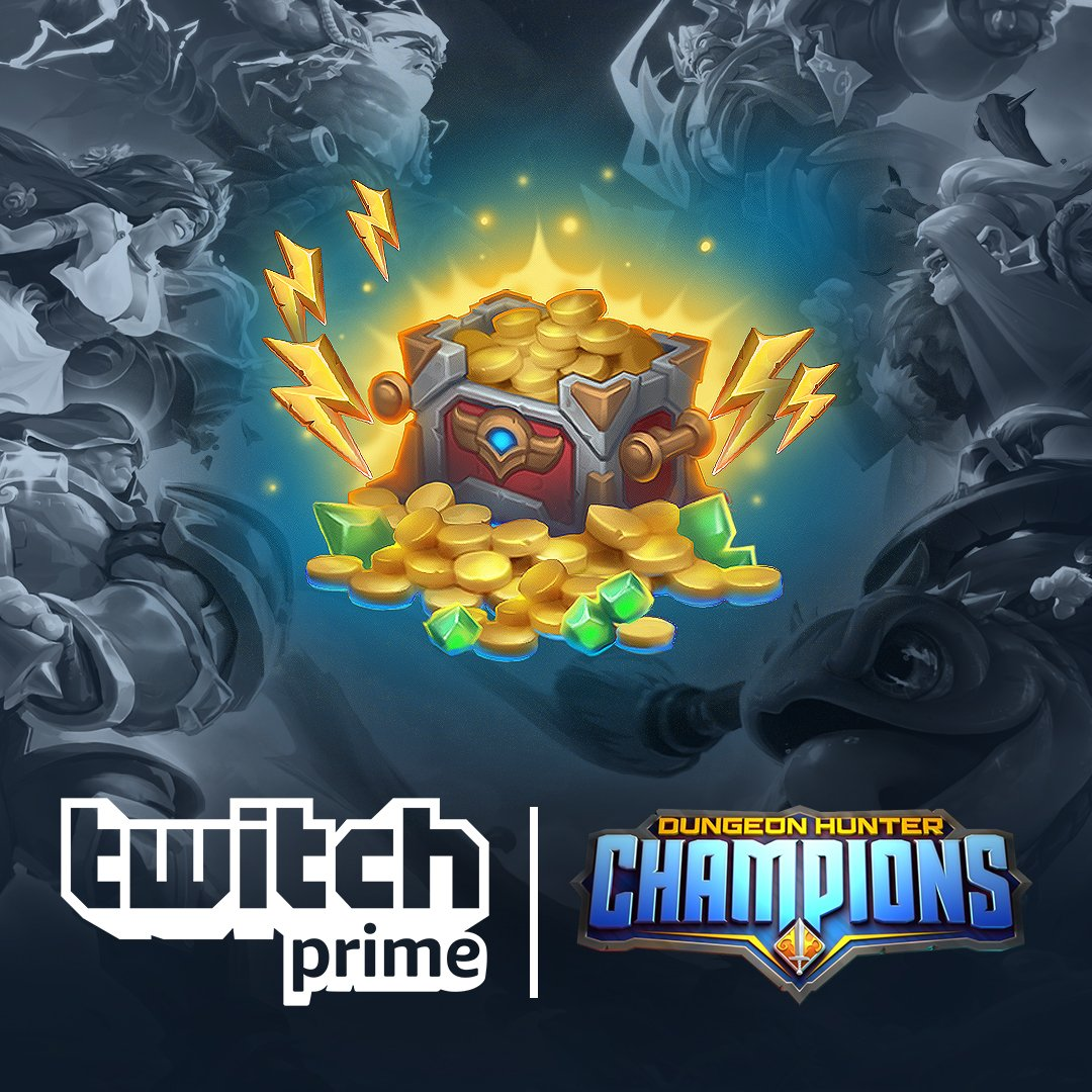 Dungeon Hunter Champions (@DHChampions) | Twitter