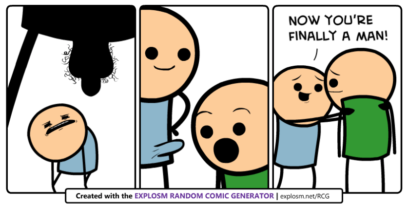 Cyanide & Happiness on Twitter: