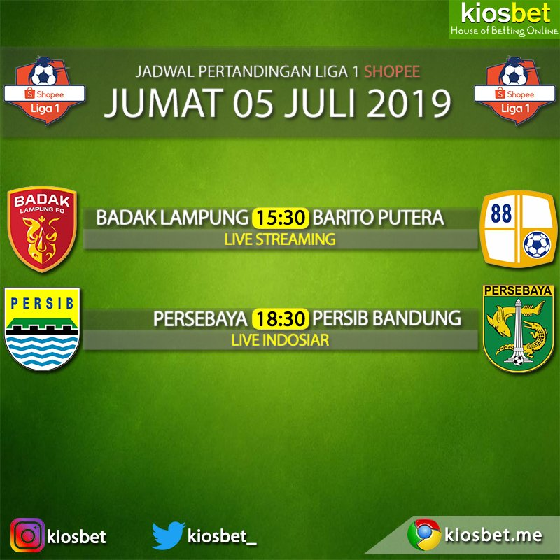 Jadwal Persebaya Liga 1 Shopee