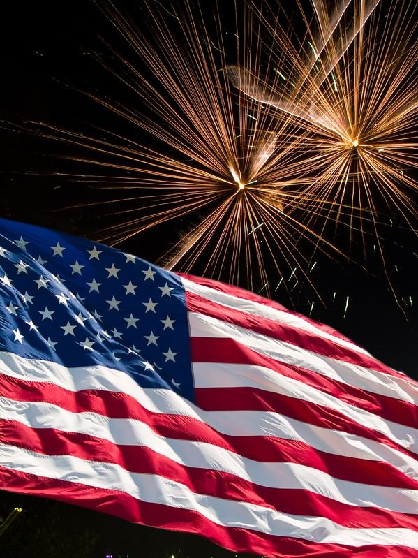 Happy #IndependenceDay! Enjoy your Fourth of July by celebrating with your community! #July4th