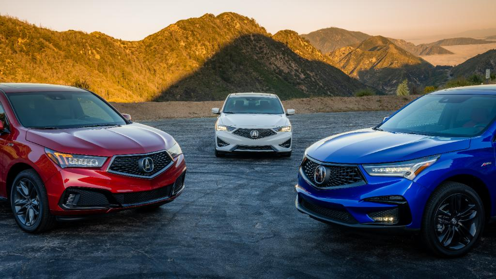 Not all fireworks are in the sky. Happy 4th of July from Acura.
