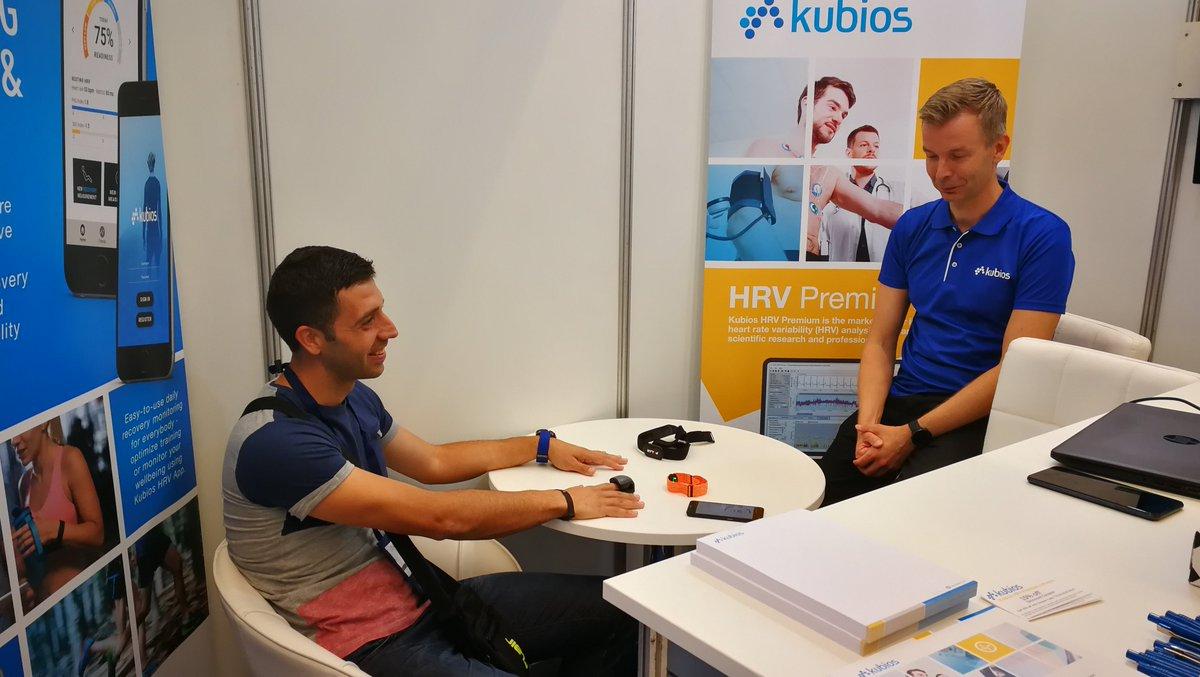 Kubios Ltd (@kubiosHRV) | Twitter