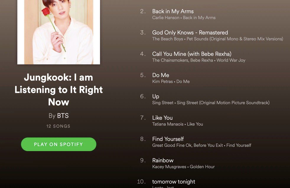 ❤ ❤ ❤ thanks Jungkook @bts_bighit @TheChainsmokers
