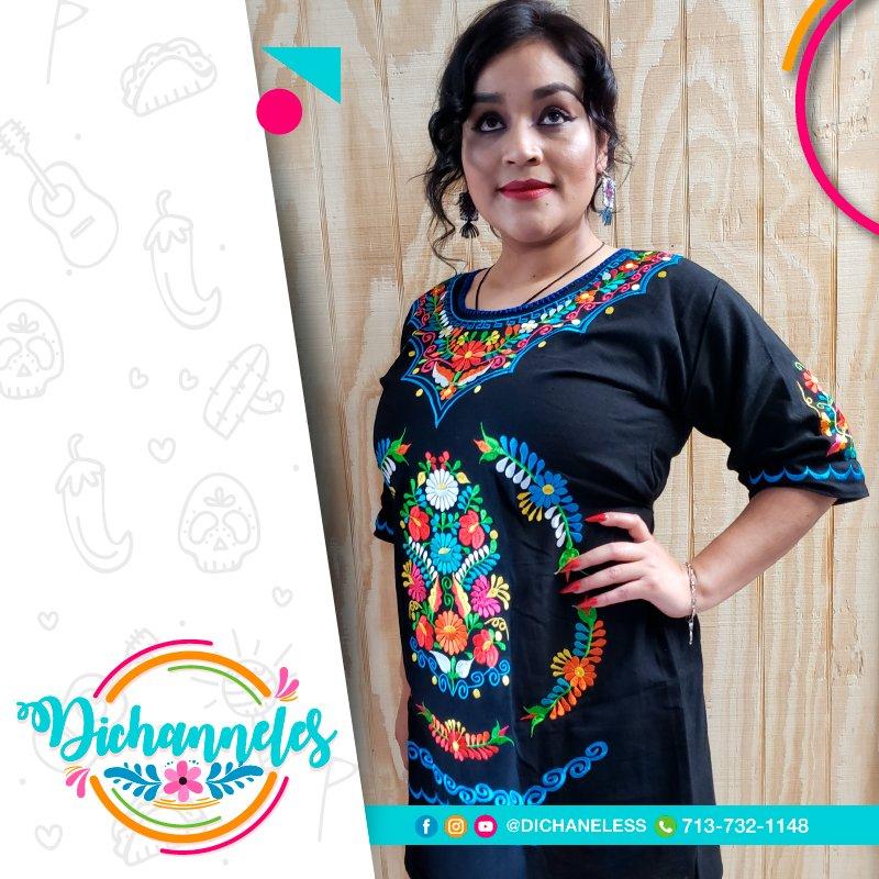 El Mejor Bordado En Vestidos Tradicionales Mexicanos Lo