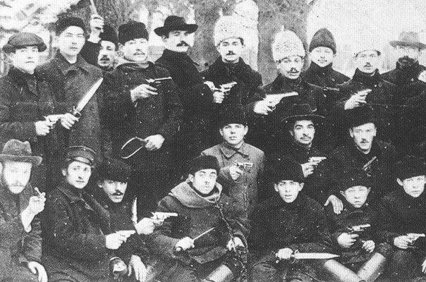 Боевой отряд Бунд, Бердичев, 1905 год.