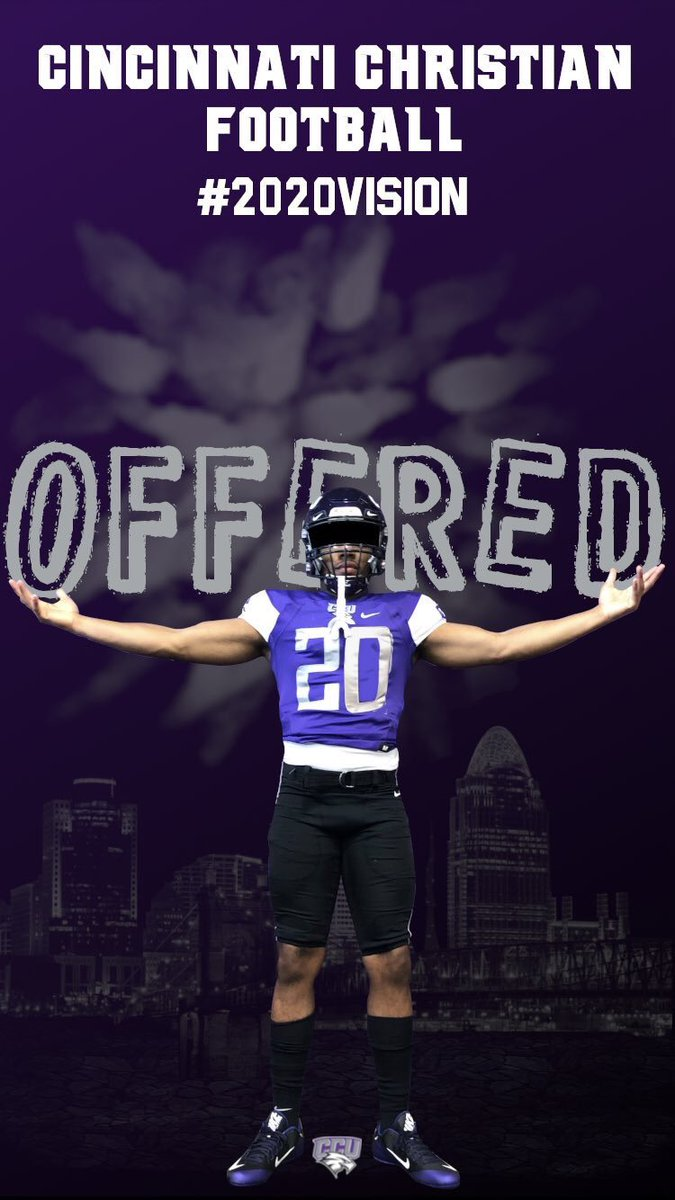 Blessed to Receive My 5th Offer From CCU! #2020Vision #Hopeboyz #GodFirst