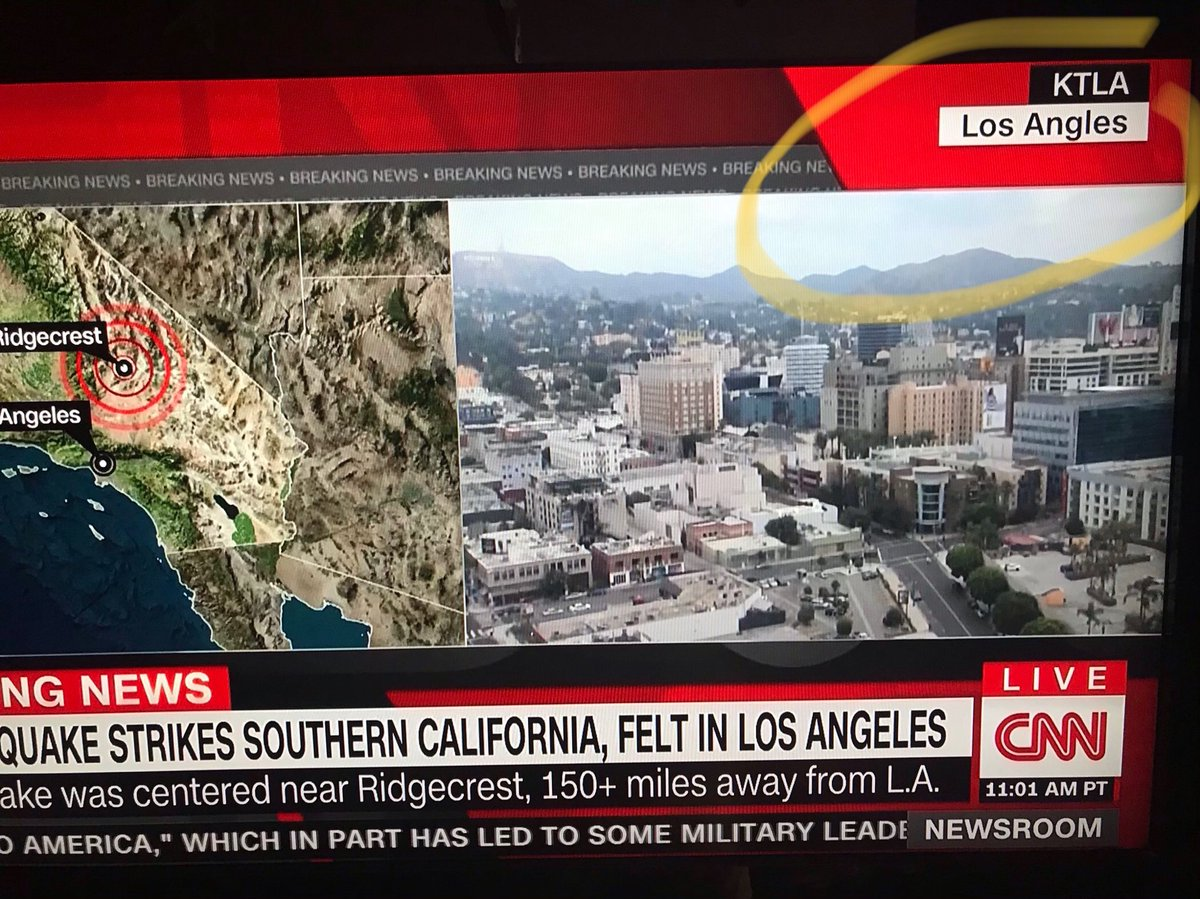 Southern California rattled by 6 4-magnitude earthquake   US