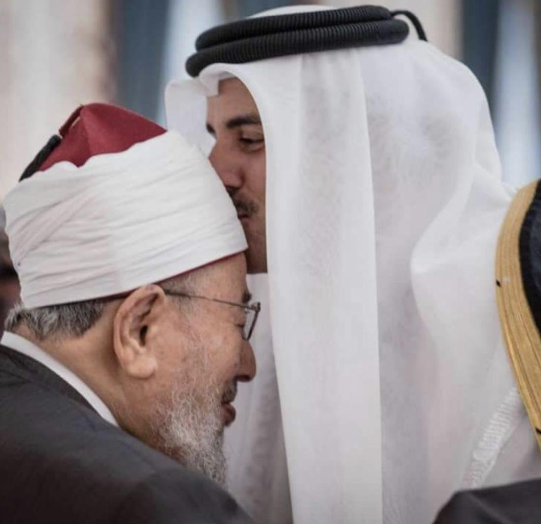 Bildergebnis für qaradawi emir