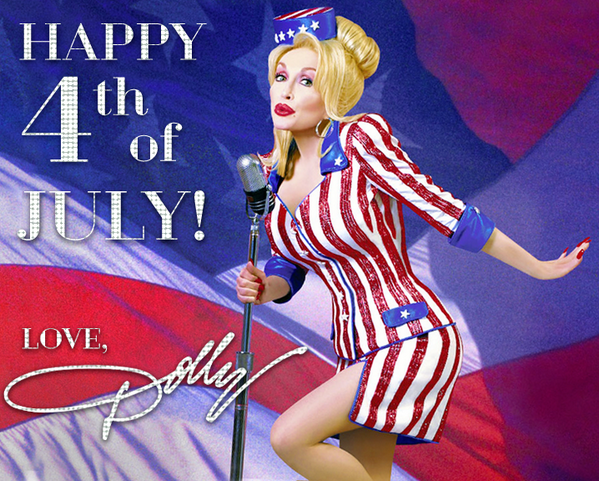 Happy 4th of July! God bless America! 🇺🇸