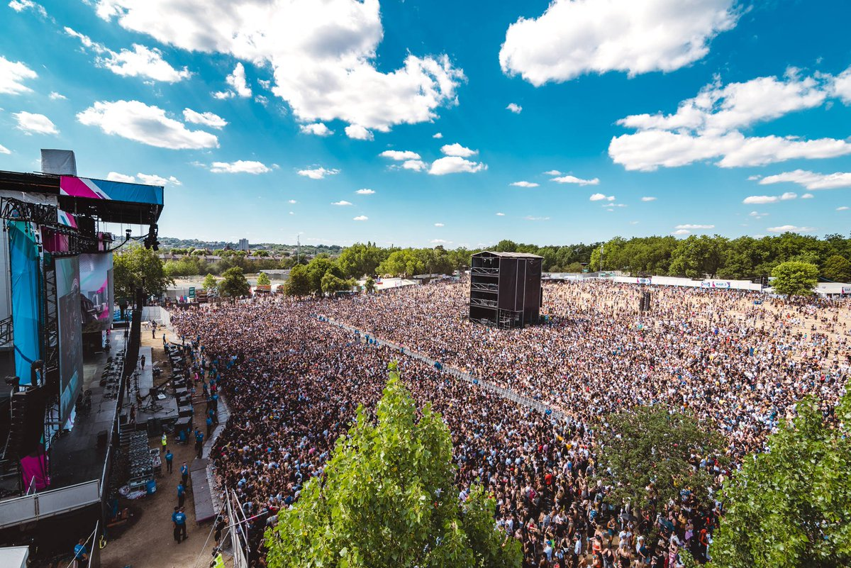 Wireless Festival 2020