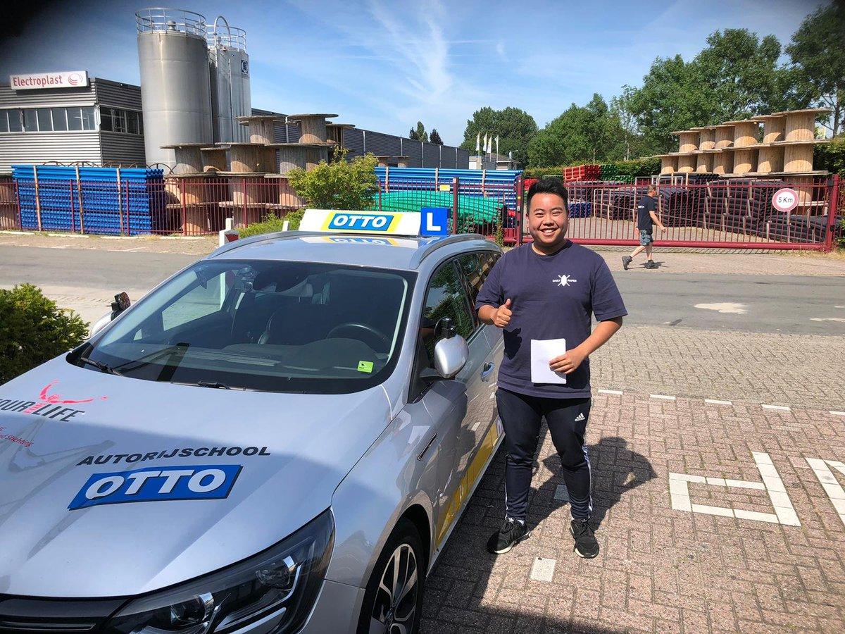 test Twitter Media - Andy Tan gefeliciteerd met het behalen van je rijbewijs! https://t.co/LgQQipg1LA