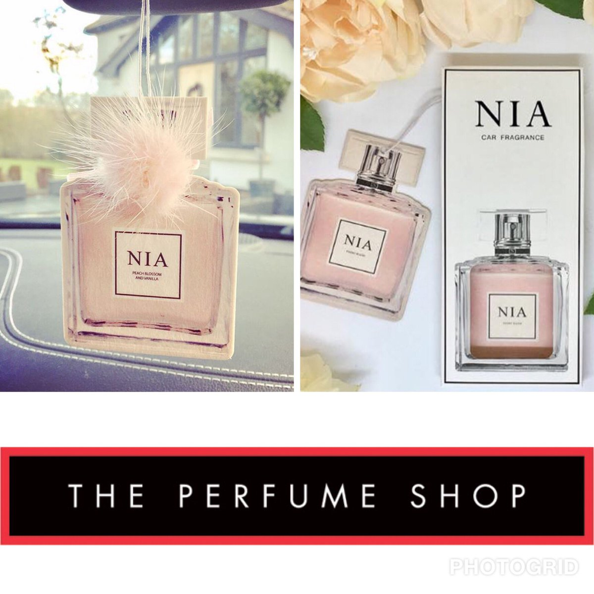 🤩🤩 EXCITING NEWS 🤩🤩 We have launched online with The Perfume Shop 😍🍾🥂💗 Shop here:- https://bit.ly/2XoKlAM  #niafragrances #perfumeshop #exciting #online #perfume #travelinstyle #carperfume #girly