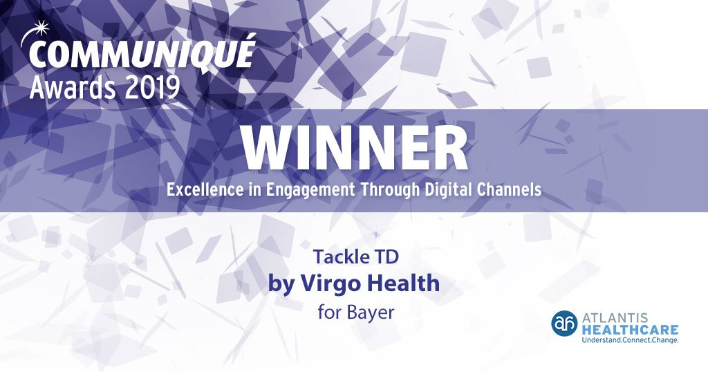 Image result for Communique Award for Excellence in Engagement Through Digital Channels