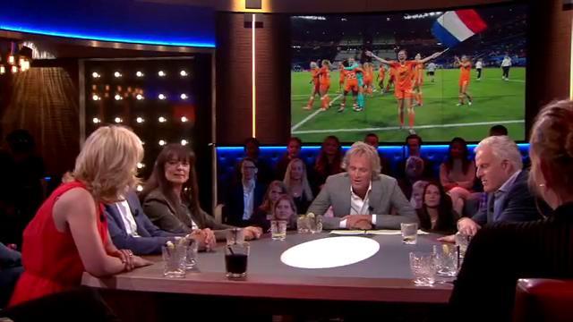 """Claudia de Breij: """"De Oranjeleeuwinnen zeiden: 'Dit moet je opnemen!'"""""""