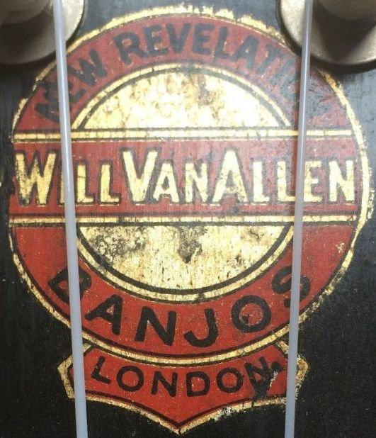will van allen logo