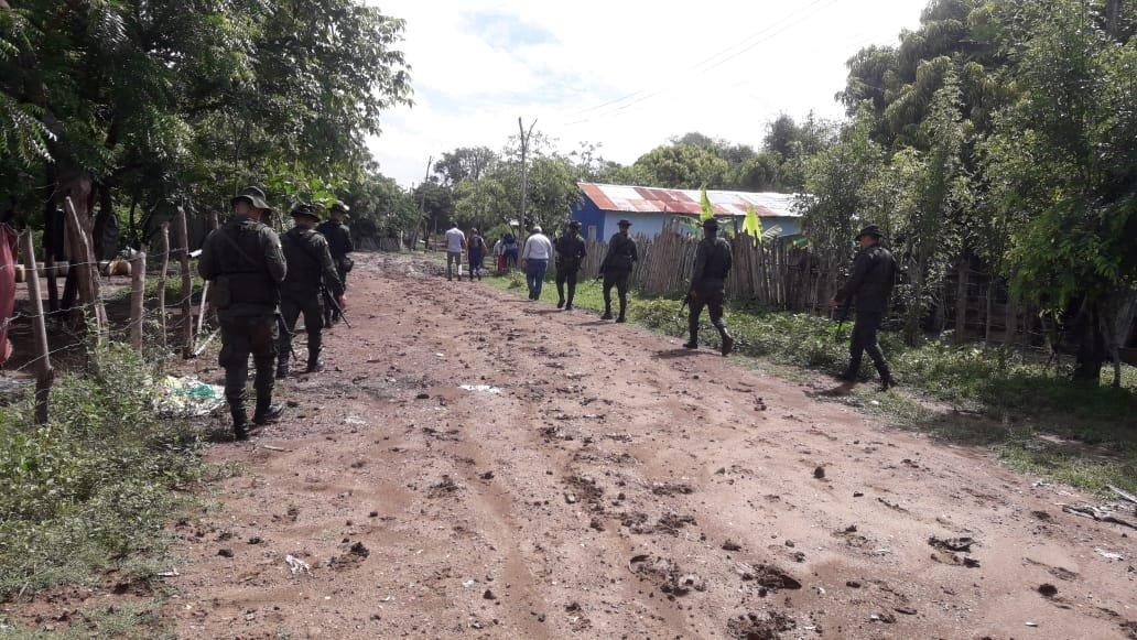 En Magangué Bolívar realizamos acompañamiento a la inspección de policía para verificación de predios (invasión), de esta manera fortalecemos el trabajo mancomunado con autoridades administrativas. Una #PoliciaParaLaGente #SISER