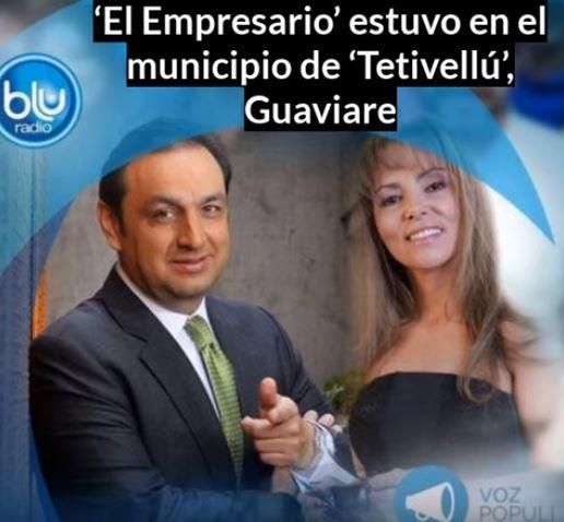 'El Empresario' de #VozPopuli estuvo en el municipio de 'Tetivellú', Guaviare. Escuche esta y más ocurrencias del personaje aquí → http://bit.ly/2RVMfmp