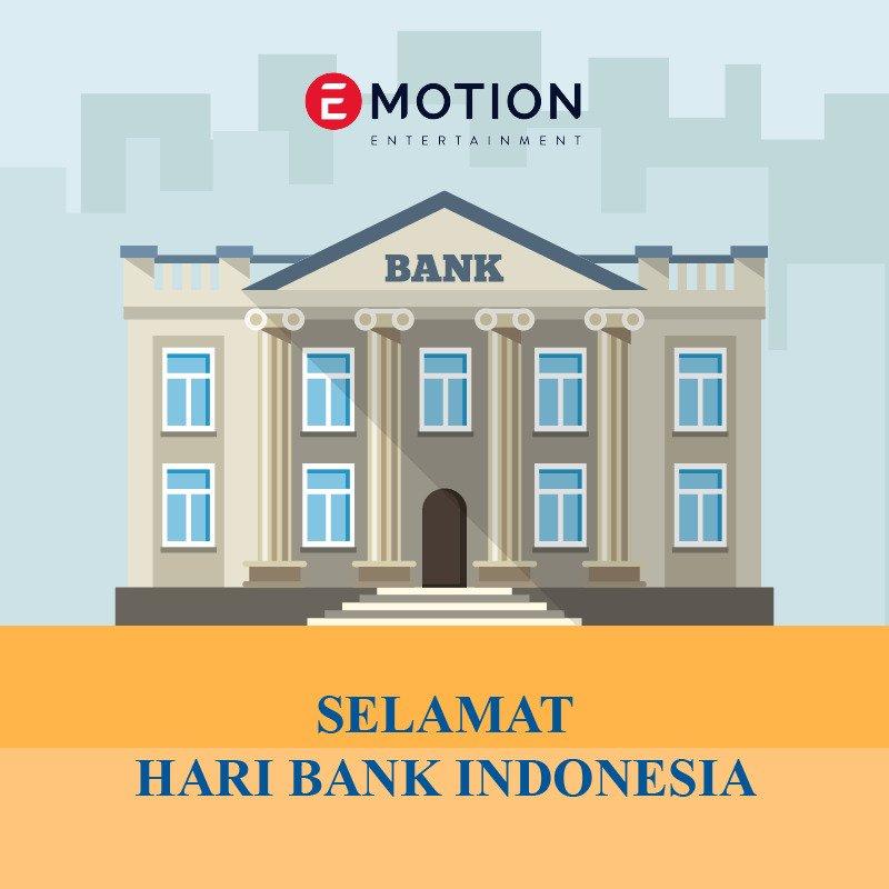 Selamat Hari Bank Indonesia! #HariBankIndonesia https://t.co/8C1bdH8N7h