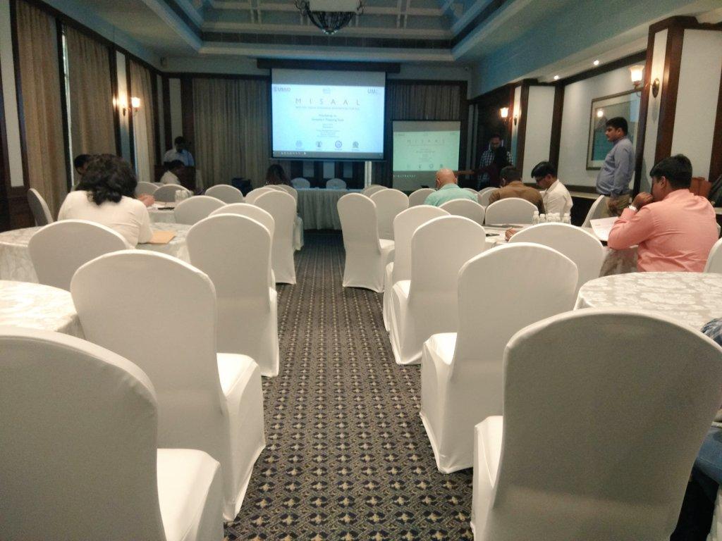 un jour lieu de rencontre à Chennai