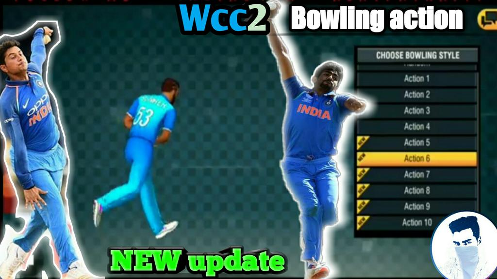 Hi friends This video #wcc2 game #Newupdate fantastic real #bowling style #JaspritBumrah  bowling style this video link.  https://youtu.be/AkRfNZkbrkc  So watching full video like,  #chill #Biggboss3tamil #wcc2 #RealAccount #Realcricket #wcc2Battingtips #cc #chat #Msd #a #ArjunPatiala