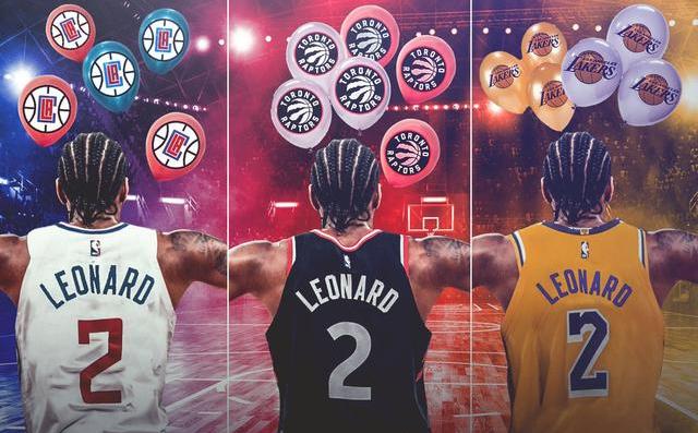 一人影響多人!名記透露Leonard若離開暴龍,那他將會被交易!-Haters-黑特籃球NBA新聞影音圖片分享社區