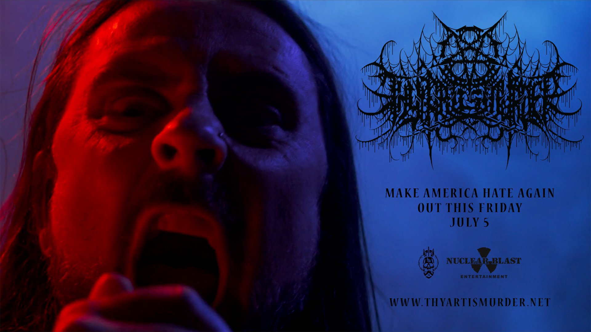Thy Art Is Murder On Twitter New Thyartismurder Song And Music