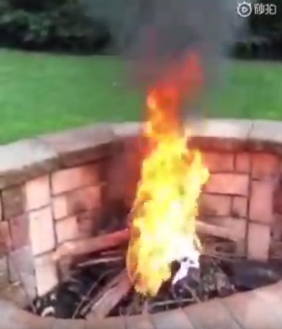 【影片】扎心了!繼厄文之後,又一個球星被球迷詛咒並焚燒球衣!-籃球圈