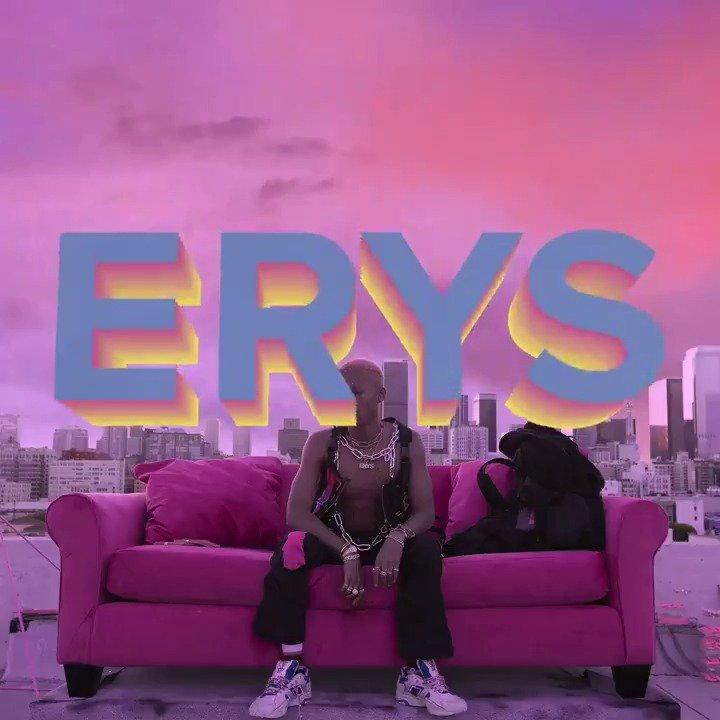 #ERYS Album Out Now https://jaden.link/erys