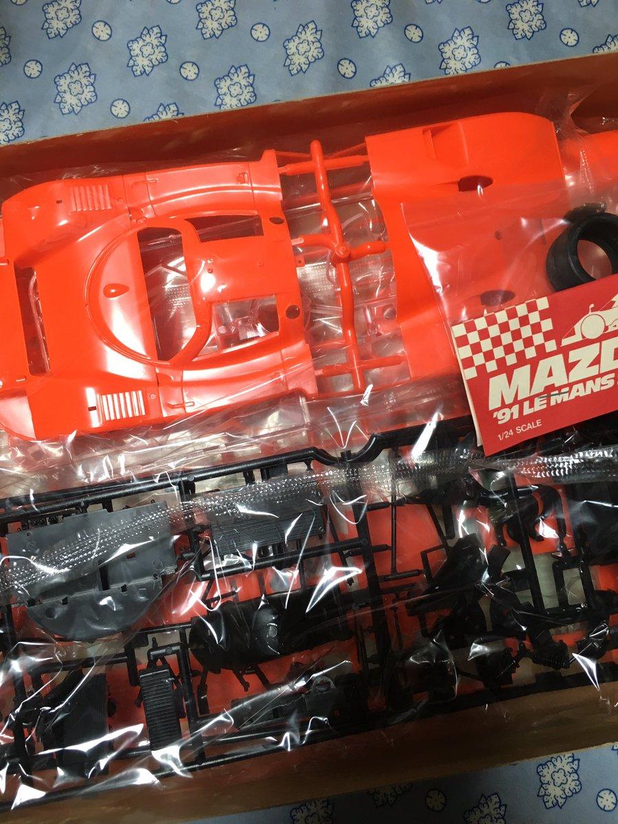 タミヤ 1/24 スポーツカーシリーズ No.352 マツダ 787B プラモデル 24352に関する画像4