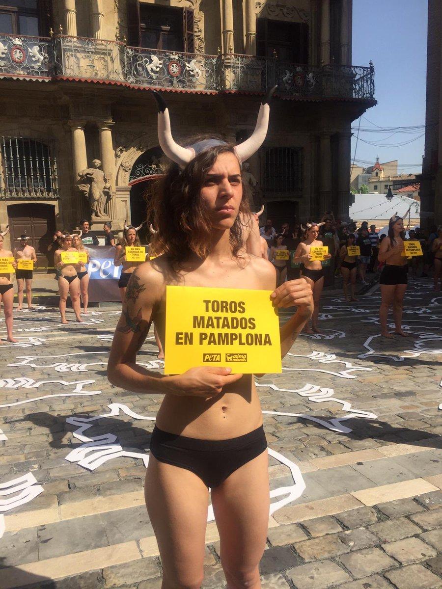 Sluts Pamplona