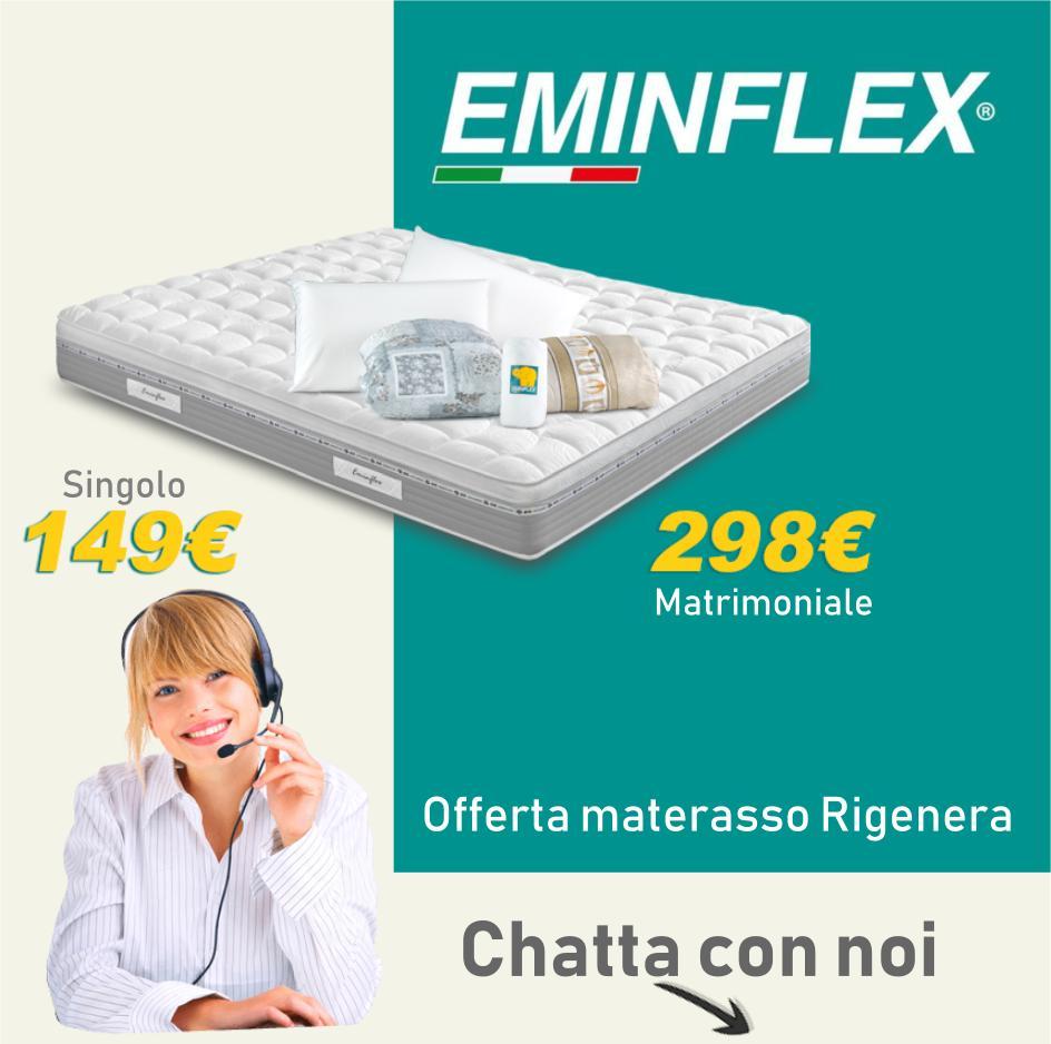 Offerte Eminflex Letto Matrimoniale.Materassi Eminflex Materassotv Twitter