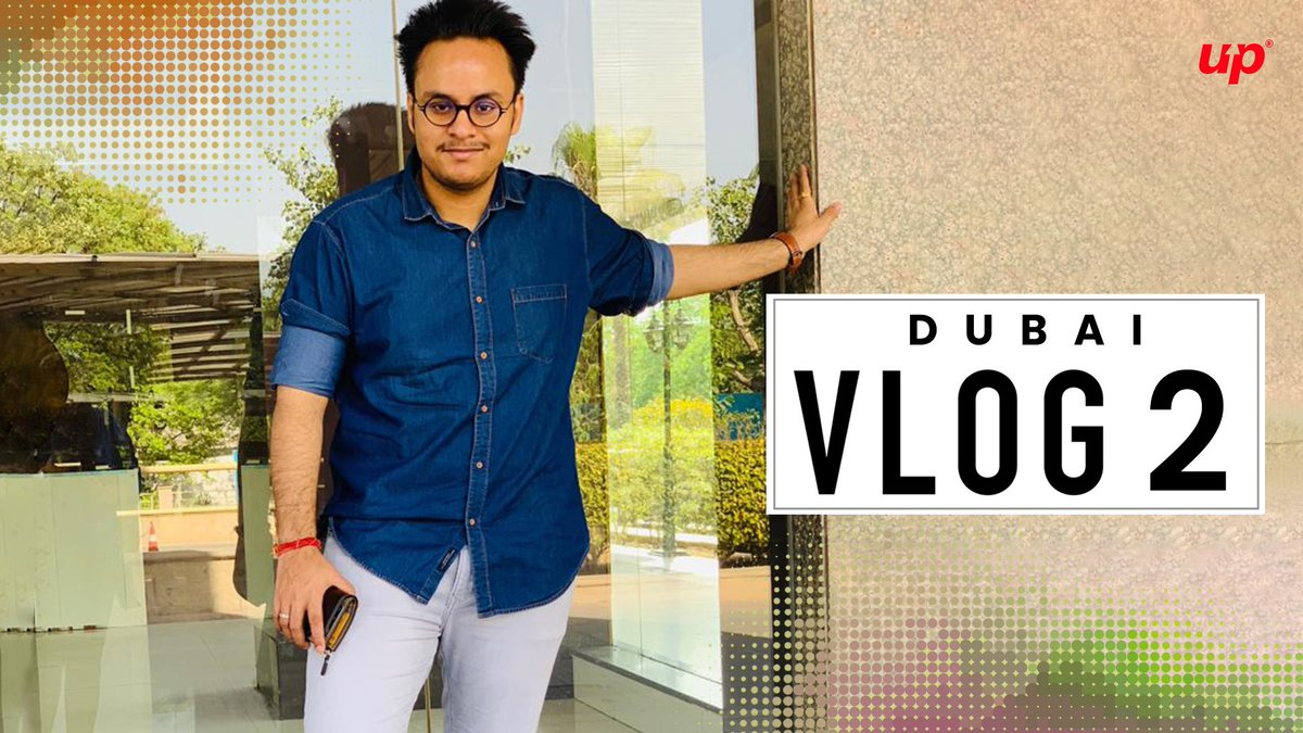 Mr. Anshul Sharma is Back with Another Video.  With years of experience, he has learned several things that can help entrepreneurs to grow their business. To watch out, click on the below link- https://youtu.be/rXQ8RV7WVII  #Dubaivlog #CEO #Leader #Fluperpic.twitter.com/iKmKZRl9v0
