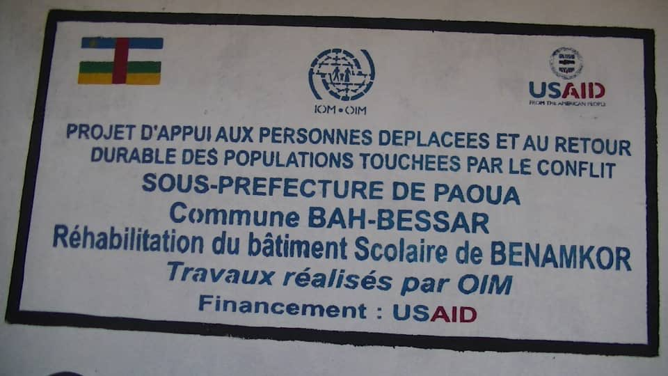 OIM République Centrafricaine (@IOM_CAR) | Twitter