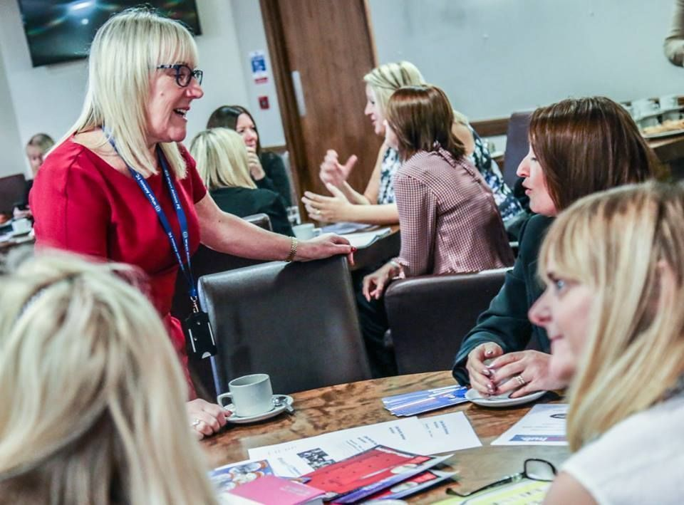 Ladies, our #Business #networking events are hosted specifically for #B2B #sales & #networking, with regular guest speakers discussing key topics to help your #business grow. Our next meeting is Wed 10th Jul at @DWStadium. Find out more buff.ly/2By49Y6 #BforBWiganChat