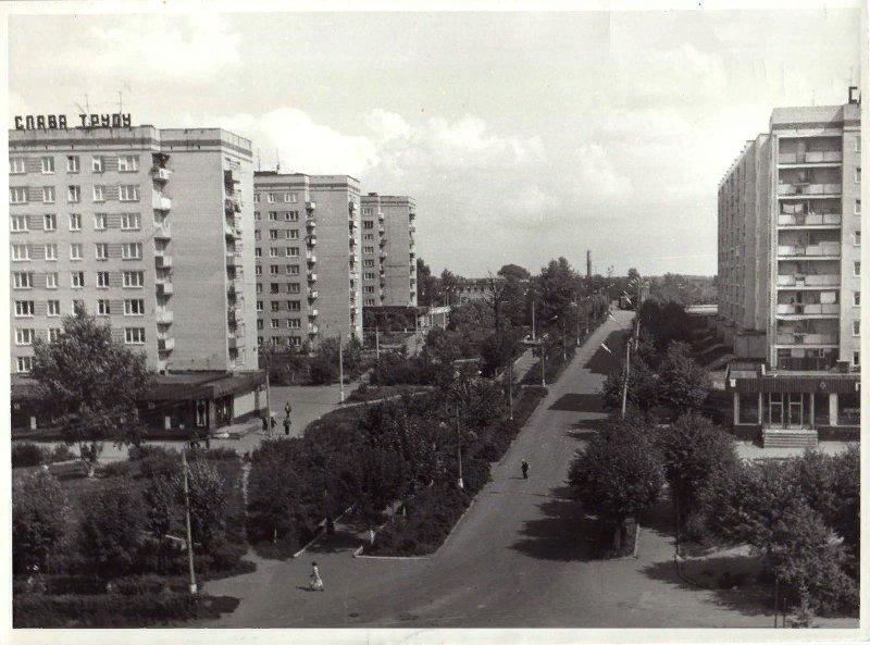 климовск старые фото