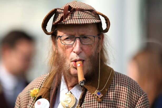 RIP John McCrirrick - he has passed away at the age of 79