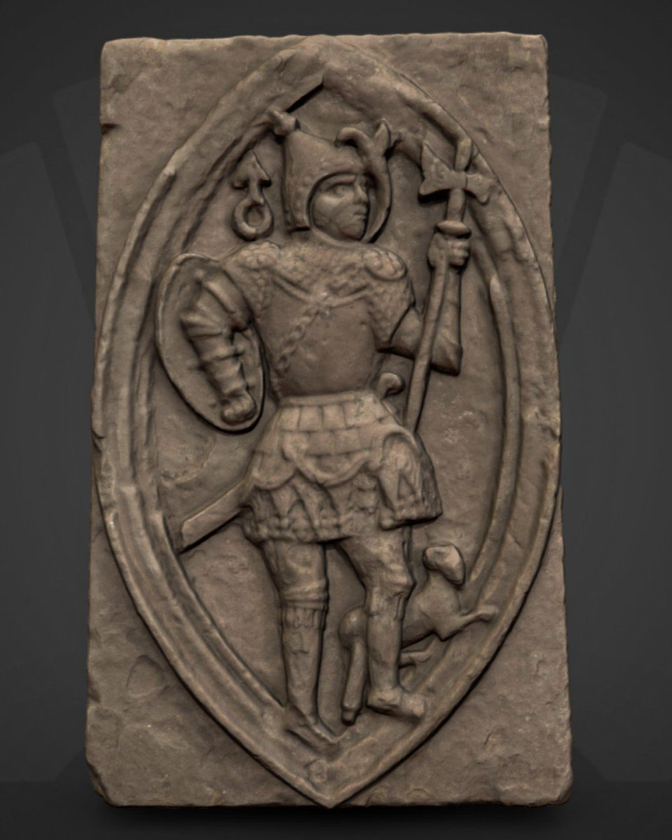 Its Friday! To finish our #SketchfabFriday series of #Roman gods at Edzell Castle, meet Mars, Mercury, and Venus (or Ares, Hermes, and Aphrodite if you want to be all Greek about it) Visit the collection in its #3D entirety over @HistEnvScots @Sketchfab: skfb.ly/6LHTZ