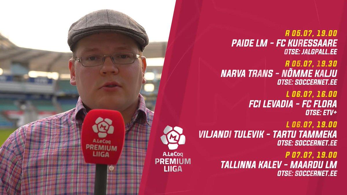 713df8dcbfb FC Levadia Tallinn English and JK Tallinna Kalev English
