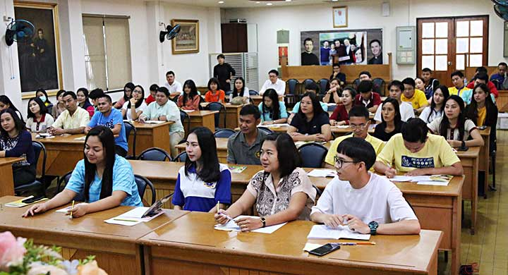 Thailand: Seminar for New #Teachers in #Salesian Schools  https://t.co/AE35iPGSOX https://t.co/rN4ZVZIHYG