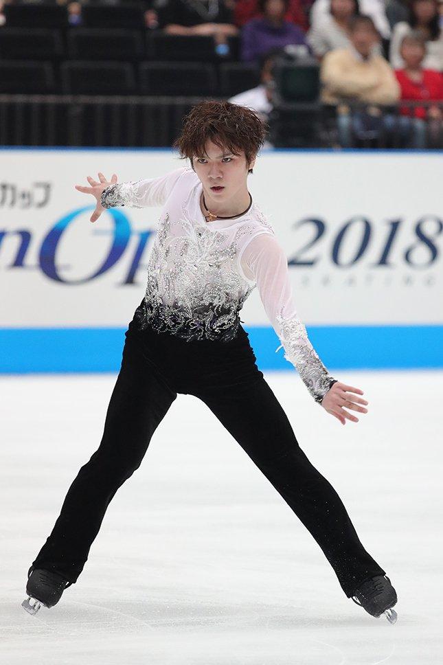 Japan Open 2019 | 5 октября 2019 | Saitama Super Arena D-szu3iUIAE3Aoe