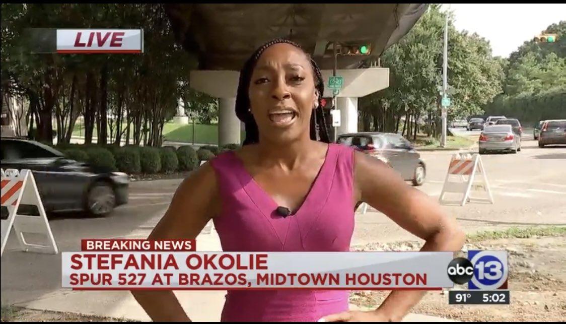 Stefania Okolie (@StefaniaOnABC13)   Twitter