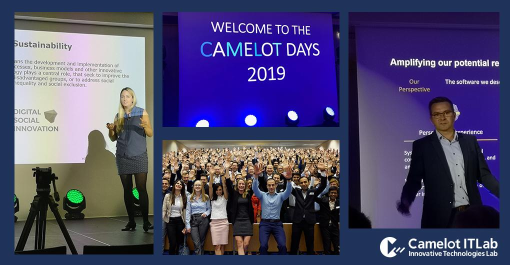 The heartbeat of #innovation! Hundreds of Camelots from around the globe have come together to exchange ideas, network and experience the #camelotspirit. #sustainability #digitalization bit.ly/2FUhCct