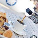 Image for the Tweet beginning: Life happens, coffee helps ☕
